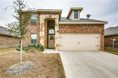 Forney Single Family Home For Sale: 2209 Torch Lake Drive