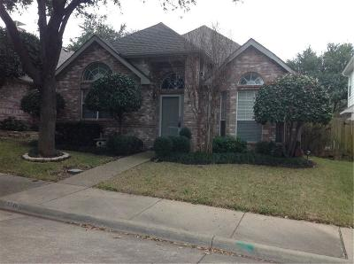 Addison Residential Lease For Lease: 3740 Chatham Court Drive