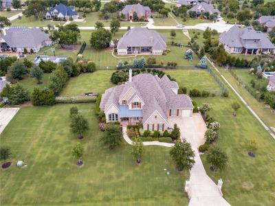 Lucas Single Family Home For Sale: 810 Stratton Mill Drive