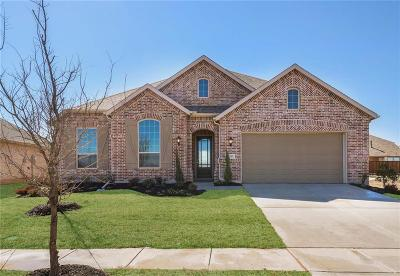 Denton County Single Family Home For Sale: 1808 Campground