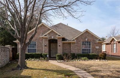 Irving Single Family Home For Sale: 8601 Ironwood Drive