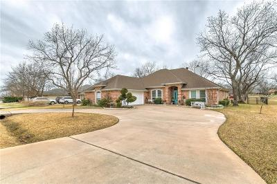Granbury Single Family Home For Sale: 8918 Woodlawn Drive