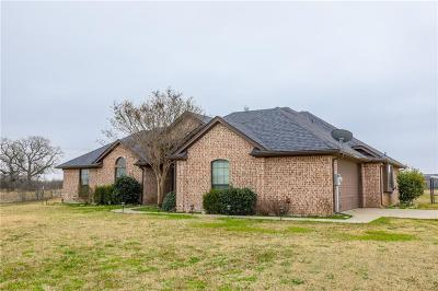 Weatherford Single Family Home For Sale: 3506 Chris Court