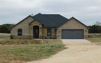 Erath County Single Family Home For Sale: 3005 County Road 491