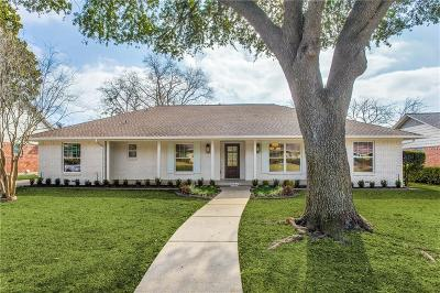 Single Family Home For Sale: 6136 Sul Ross Lane