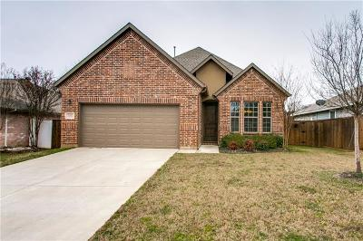 Corinth TX Single Family Home For Sale: $284,900
