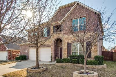 Denton County Single Family Home For Sale: 4116 Cadena Road