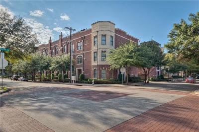 Dallas Townhouse For Sale: 2719 State Street