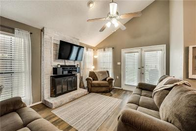Fort Worth Single Family Home For Sale: 10708 Tall Oak Drive