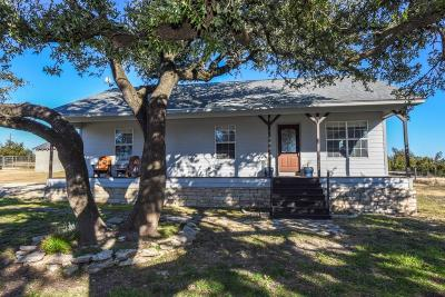 Erath County Single Family Home For Sale: 277 Private Road 1611