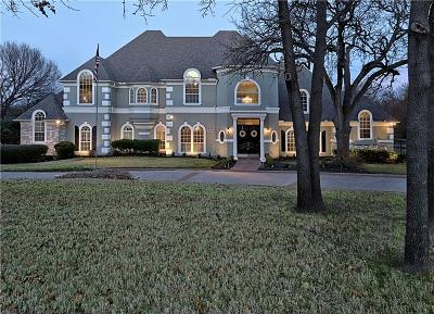 Flower Mound Single Family Home For Sale: 2908 Creek View Drive