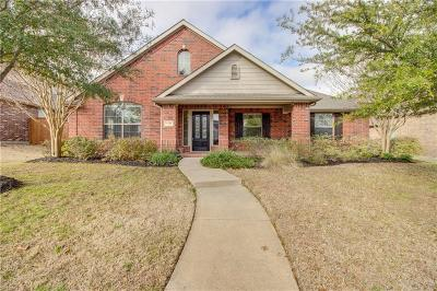Sachse Single Family Home For Sale: 7725 Glencrest Drive