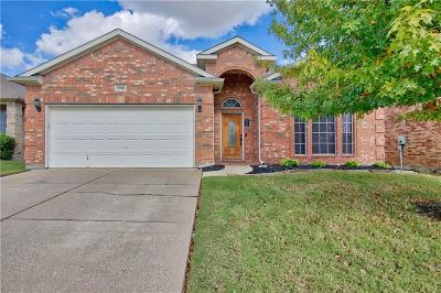Fort Worth Single Family Home For Sale: 9908 Tehama Ridge Parkway