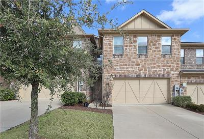 Lewisville Townhouse For Sale: 2537 Jackson Drive