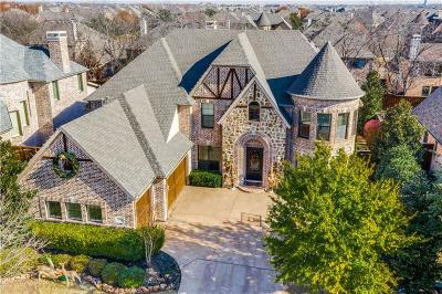 Frisco Single Family Home For Sale: 11556 Seaside Lane
