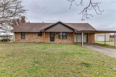 Justin Single Family Home For Sale: 9037 Eakin Cemetery Road
