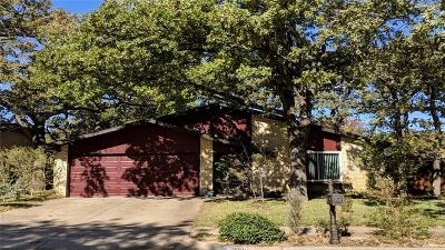 Bedford Single Family Home Active Option Contract: 3009 White Oak Lane