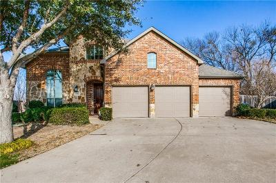 Rowlett Single Family Home For Sale: 7206 Bickers Drive