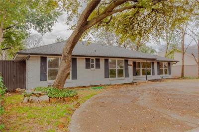 Single Family Home For Sale: 3234 Galahad Drive