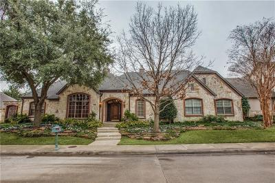 Dallas County Single Family Home For Sale: 6912 Preston Glen Drive
