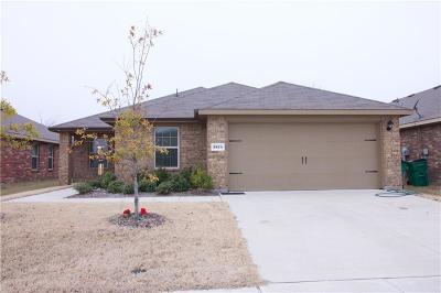 Fate Single Family Home For Sale: 2524 Saldana Drive