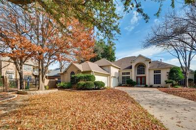 Fort Worth Single Family Home For Sale: 6516 Mesa Ridge Court