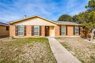 Dallas, Fort Worth Single Family Home For Sale: 2809 Weather Vane Lane