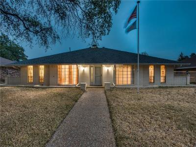 Irving Single Family Home For Sale: 2804 N Britain Road