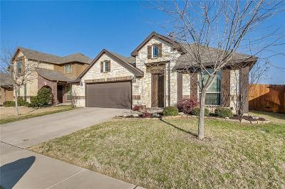 Fort Worth Single Family Home For Sale: 12313 Treeline Drive