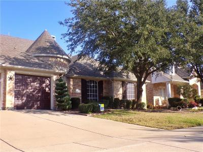 Mansfield Single Family Home For Sale: 1312 Thistle Lane