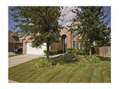 Frisco Residential Lease For Lease: 11670 Blackhawk Drive