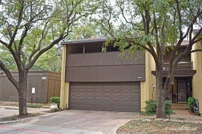 Irving Condo For Sale: 1107 Portales Lane