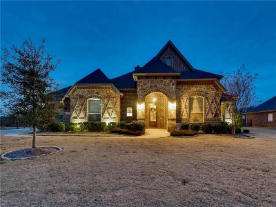 Johnson County Single Family Home For Sale: 1429 Valley Crest Court