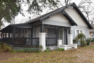 Erath County Single Family Home For Sale: 712 N Ollie Street