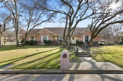 Dallas Single Family Home For Sale: 6238 Shadycliff Drive