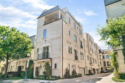 Dallas TX Townhouse For Sale: $1,099,000