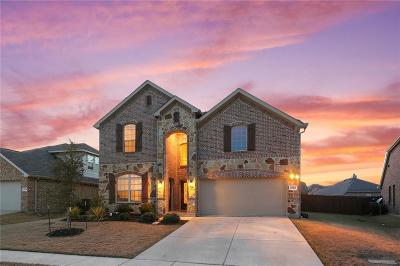 Frisco Single Family Home For Sale: 4704 White River Drive