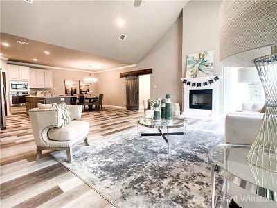 Granbury Single Family Home For Sale: 3500 Fountain Way