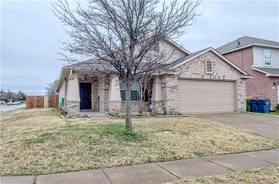 Forney Single Family Home For Sale: 1138 Mt Olive Lane
