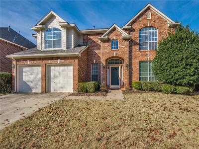 Flower Mound Single Family Home For Sale: 2108 Helmsford Drive