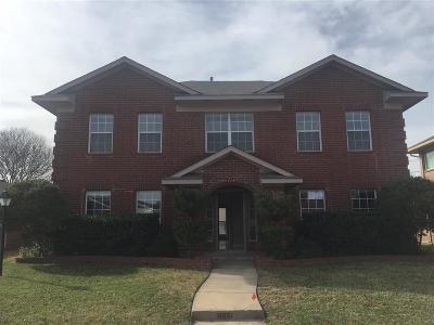 Rowlett Single Family Home For Sale: 6901 Graham Drive