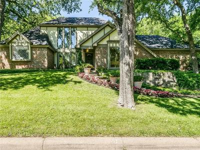 Fort Worth Single Family Home For Sale: 4112 Inwood Road