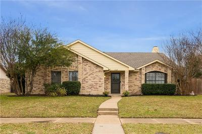Plano Single Family Home For Sale: 1309 Mullins Drive