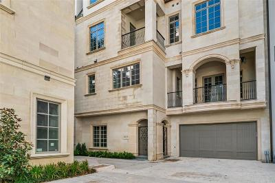 Dallas County Townhouse For Sale: 2804 Thomas Avenue #105