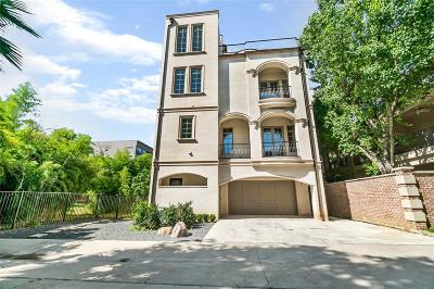 Dallas Townhouse For Sale: 2804 Thomas Avenue #K