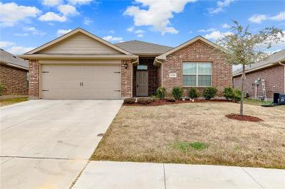 Fort Worth Single Family Home For Sale: 2712 Adams Fall Lane