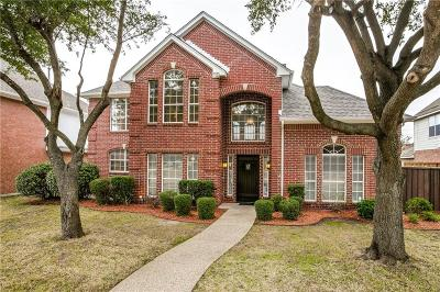 Plano Single Family Home For Sale: 7025 Carta Valley Drive