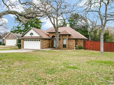 Grapevine Single Family Home For Sale: 911 S Riverside Drive