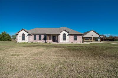 Kaufman Single Family Home For Sale: 5374 County Road 281