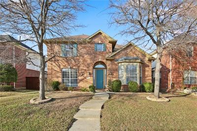 Allen TX Single Family Home For Sale: $339,500